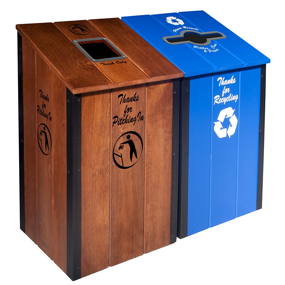 The Heritage Series™ - 2-Bin Station