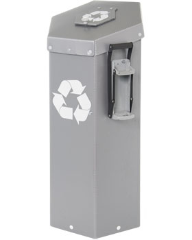 Hexcycle® IV with Can Crusher