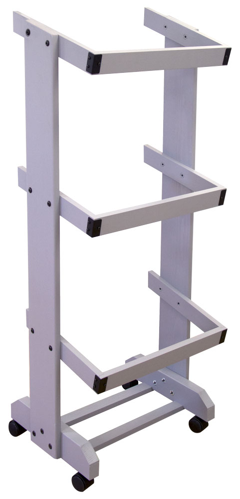 Binster™ III Wood Rack