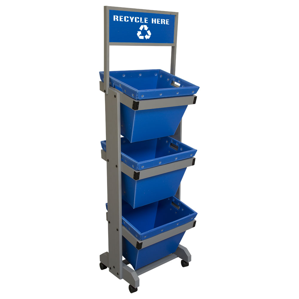 Binster™ Solution Centers 24-36 Gallon Capacity