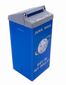 Paper Recycling Bins Junk Mail Recycling Bins
