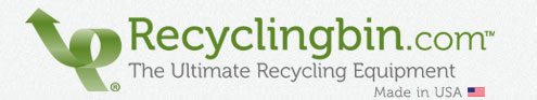Recycling Bin Logo - We are direct manufacturers of recycling bins